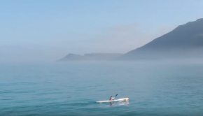 Learn to Surfski and Paddle Downwind.