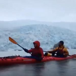 Kayak Spots in Alaska