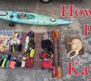 Famagogo on How to Pack a Kayak for Multi-Day Adventure