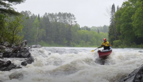 WILDWATERS: Upper Magnetawan River Whitewater Canoe Trip
