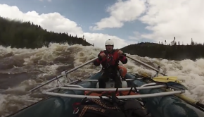 Broadback (Whitewater Kayak Expedition)