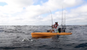2020 Hobie Outback - Rigged for Fishing