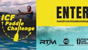 The International Canoe Federation has announced it is launching a new virtual paddle challenge which will cater for paddlers from beginner level through to the elite, following the success of its 5k competition last month.