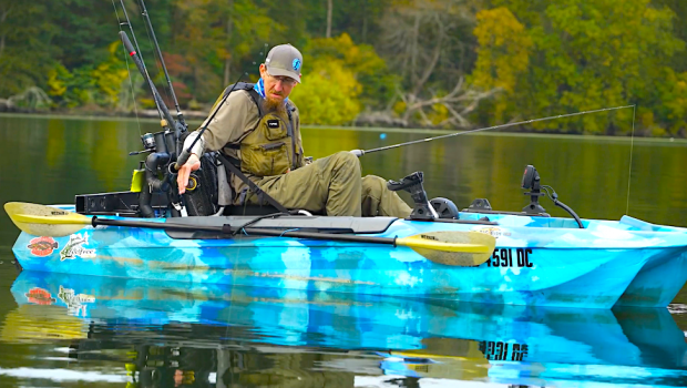 Fishing the Susquehanna River gives you access to a variety of species and conditions, but it also offers the unique ability to access an amazing community of passionate anglers that believe in helping each other build the sport of kayak fishing.