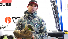 how to dress for winter fishing