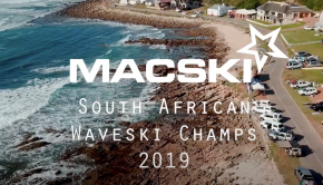 Macski South African Waveski Championships 2019