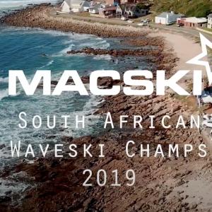 Macski South African Waveski Championships 2019