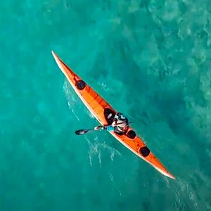 rudders sea kayaking