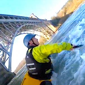 tidal wales kayaking