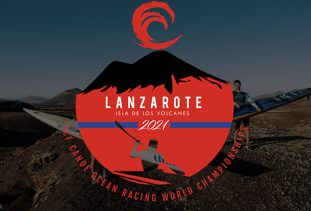 lanzarote world championships logo surfskilanzarote world championships logo surfski by icf event industry news