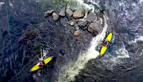 madawaska river guide series by paddle TV in canada