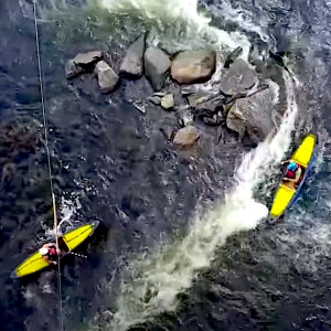 madawaska river guide series by paddle TV in canada
