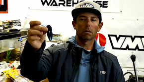 mike iaconelli best bass lure for kayak fishing