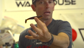 mike iaconelli soft vs hard baits for kayak fishing