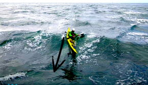 online sea kayaking tidal race tutorial