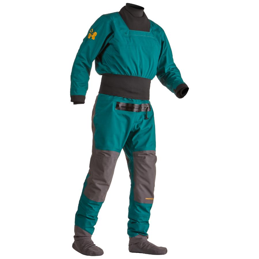 Immersion Research 7figure drysuit review