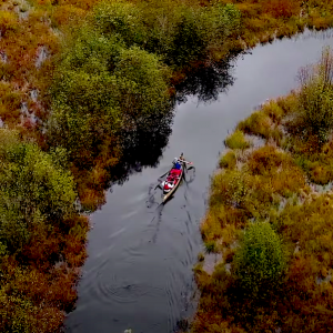 Join Ken Whiting and James McBeath in part 2 of their canoe trip adventure deep in Killarney Provincial Park. Their day included 6 portages, 10 miles of paddling, and a maze of marshland, creeks, and lakes to navigate through. Enjoy!