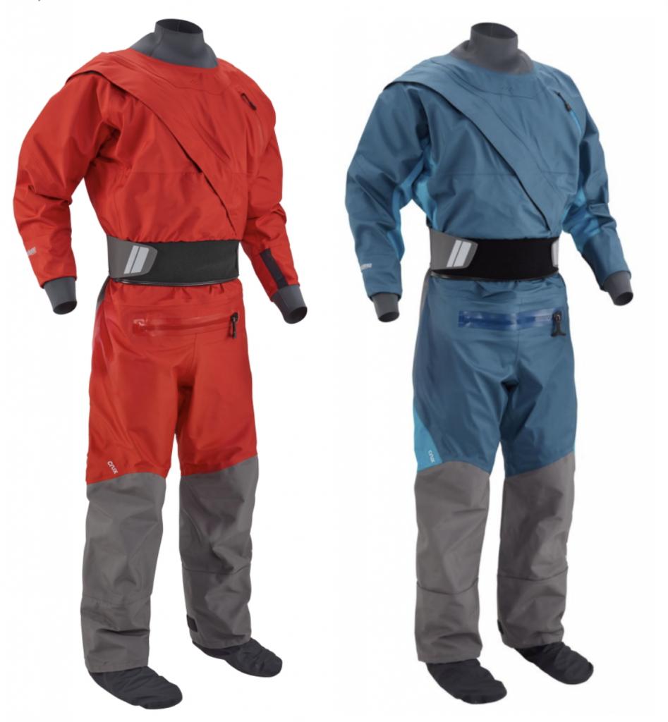 NRS crux drysuit review