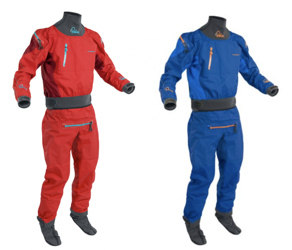 palm equipment atom drysuit review