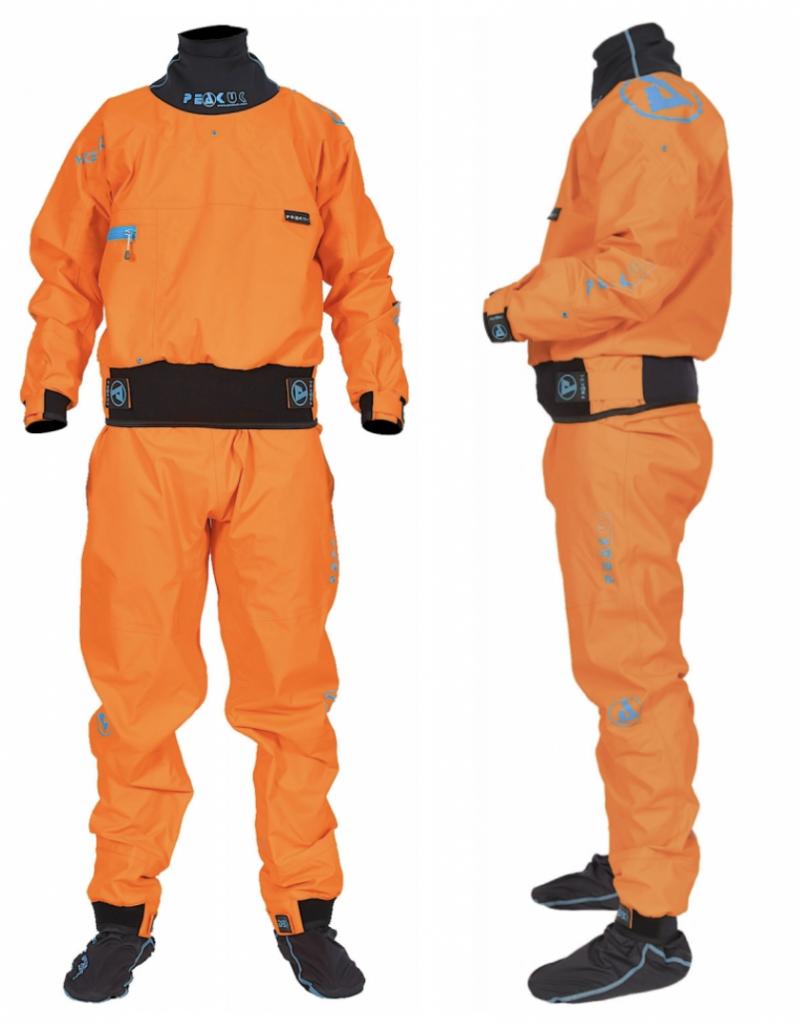 peakuk whitewater drysuit review