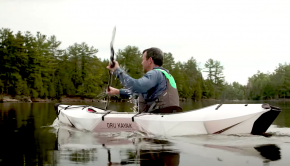 Ken Whiting from Paddle TV takes us through this review of one of the most popular folding kayaks available, the Inlet by Oru Kayaks. An on water test and honest thoughts are all that needed for a full look at this great kayak. Product visible in the 2021 Buyer's Guide.