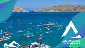 A brand new event is being held this summer in Crete, the Agios Nikolaos. It will be the host of one of the biggest sports events in Greece on Saturday 10 and Sunday 11 July 2021.