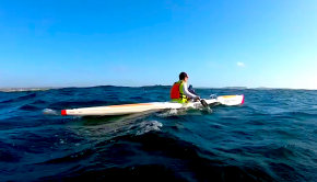 The 5 Capes Paddle Adventure follows a small group of intrepid surfski paddlers as they attempt to paddle South Africa's greatest capes in under 10 days. Dawid and Jasper Mocke explain what the 5 Capes surfski paddle adventure is and also, why this particular adventure is so unique. Check it out!