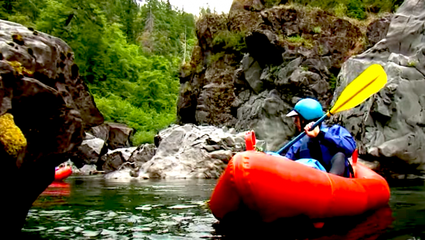 """Tim Palmer has written 22 guidebooks to nature, rivers and wild places. Follow """"Oregon Field Guide"""" who joined him for some paddling to get his thoughts on the river life and why Oregon has access to some of the best rivers in the West."""