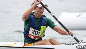 The incredible depth in South African canoe ocean racing was on full display in Lanzarote on Sunday as the country snared the gold medal in both the men's and the women's ICF world championship races.