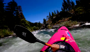 Follow Dane Jackson taking his JK Antix 2.0 down Icicle Creek near Leavenworth, USA. Some nice moves in there!