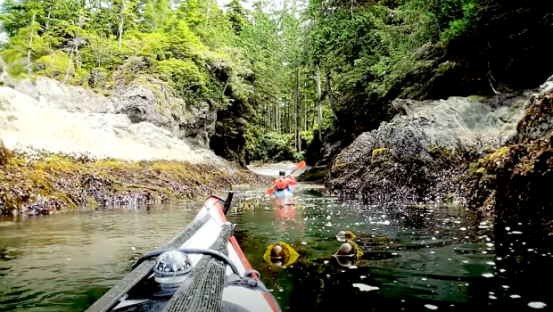 Follow BC sea kayaker Mike McHolm on part 2 of his trip at the Deer Group Islands. With amazing scenery and plenty of wildlife, it is a must for sea kayaking destinations. Check it out!
