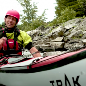 Touring kayaks, or sea kayaks, are designed to travel fast and smooth across the water. And so what makes the 'Ultimate Touring Kayak'? Trak believes they've done it, and they definitely make a good case for it, because Trak kayaks do something that no other kayak does!