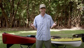 When buying a kayak, there are many decisions to make. One of those decisions is whether or not you want a kayak with a rudder or skeg. While both can be helpful, they're often misunderstood. In this video, Ken Whiting from Paddle TV looks at the purpose of rudders and skews, how they work, and wether or not you should have one on your kayak.
