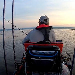 Follow Mike Iaconelli taking the win on his first kayaking fishing tournament on the Upper Chesapeake!
