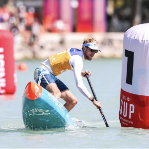 INDUSTRY NEWS: Baxter Sets the Bar High on Opening Day of ICF SUP World Championships